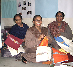 Hope Project textiles craft